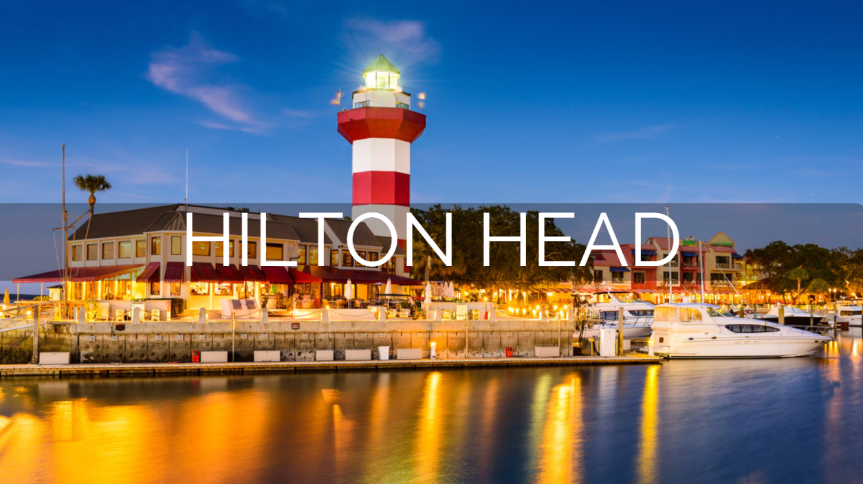 Destination Vacation Rentals Hilton Head Island