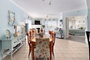Bahia Vista 2 Ocean City, MD 3 Bedrooms Rental With Bay Views, 1800 sq ft, Model Unit, Wifi
