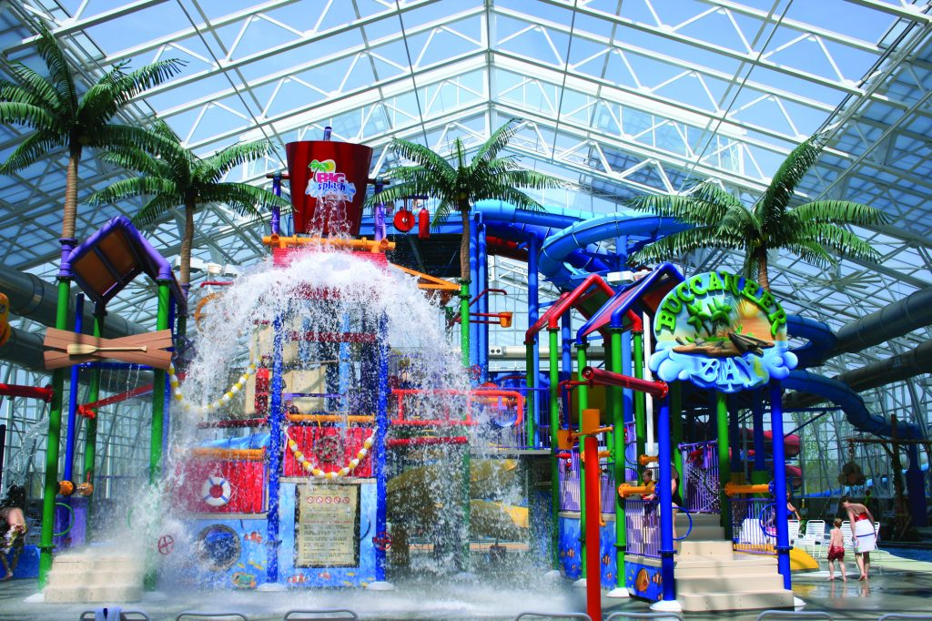 Big Splash Adventure Indoor Water Park
