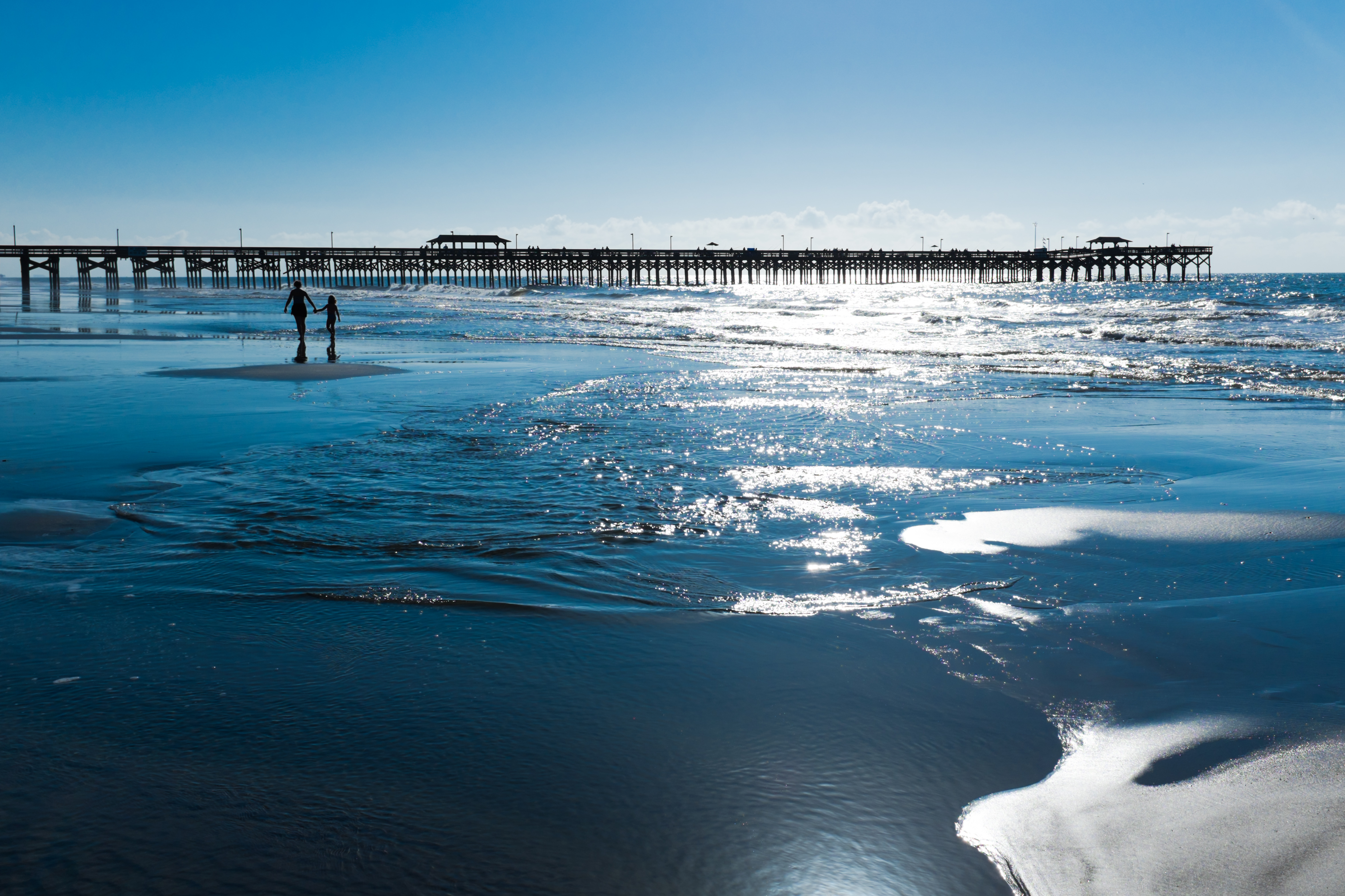 Surfside Beach Is A Small And Welcoming Seaside Community In The Heart Of South Carolina S Grand Strand Area