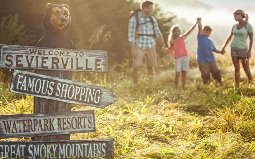 sevierville tennessee vacation things to do tn