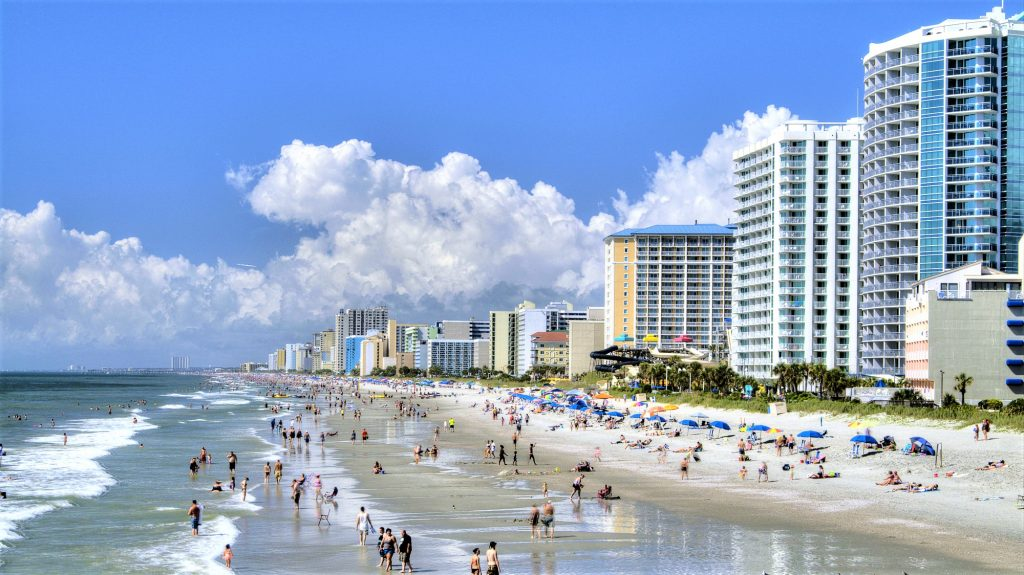north myrtle beach south carolina vacation rentals family