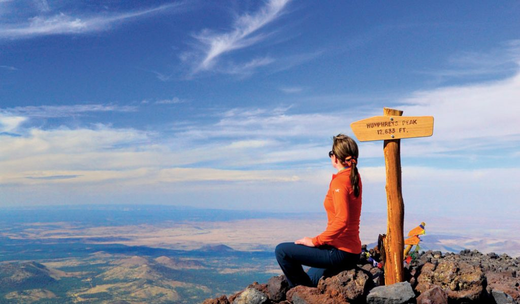 humprheys peak flagstaff arizona attractions things to see