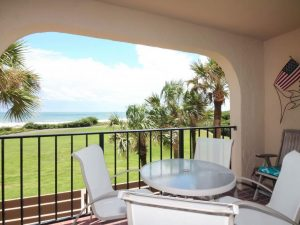 AMELIA ISLAND PLANTATION-TURTLE DUNES VILLAS-BEACH FRONT- DIRECT OCEAN FRONT & VIEW -GOLF COURSE-2BRM/2BTH 2nd FLOOR