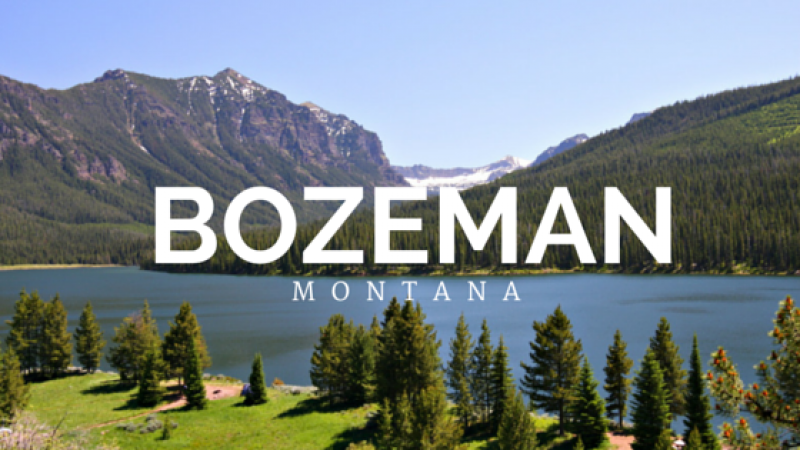 bozeman montana vacation things to do