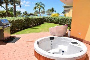 Beach Garden One-bedroom condo – E124-2 (1048)