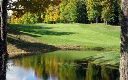 Beautiful Cedar River Golfside Condo steps to Golf (1)